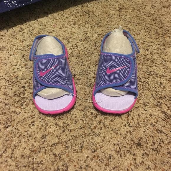 Nike Shoes | Toddler Girls Nike Sunray